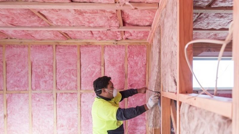 Pink batts supplied installed into your existing or new for Insulate your home for free